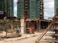 Main Building Work Progress - RC Structures Work