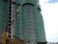 Main Building Work Progress - Block 2