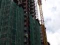 Main Building Work Progress - Block 4