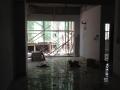 Mock Up Type B2 - Tiling Works at Living in progress