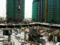 FACILITIES PODIUM CONSTRUCTION IN PROGRESS