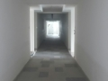 block 3-Cleaning & light fitting is completed
