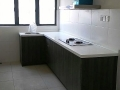 15 BLOCK 4_LEVEL 7_KITCHEN SOLID SURFACE TOP INSTALLATION COMPLETED